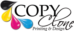 Copy Clone Logo